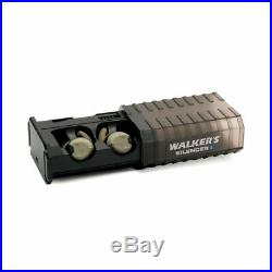 New Walkers In-Ear Silencer Bluetooth Series Electronic Earbuds 23dB GWP-SLCR-BT