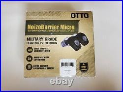 OTTO NoizeBarrier Micro High-Definition Electronic Earplugs