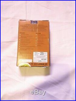 Open box, tested WALKERS Silencer Electronic ear buds 25db NRR r600 c1