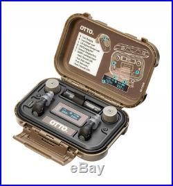 Otto NoizeBarrier High Definition Electronic Earplugs