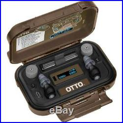 Otto V4-11029 Noize Barrier Micro Hd Rechargeable Ear Plugs 40db