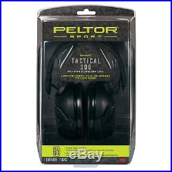 Peltor Bluetooth Sport Tactical 300 Electronic Earmuffs 24dB Noise Reduction