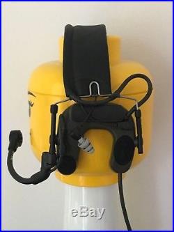 Peltor COMTAC IV Olive 4 like NSW DEVGRU AOR1 AOR2 CAG DELTA
