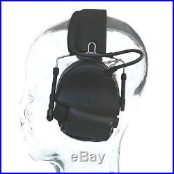 Peltor ComTac III Hearing Defender Electronic Earmuffs