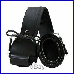 Peltor ComTac III Hearing Defender Electronic Earmuffs (NRR 20)