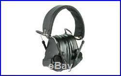 Peltor ComTac III Hearing Defender NRR-23 Earmuff Black