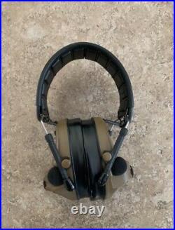 Peltor Comtac III Hearing Defender