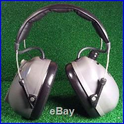 Peltor Tactical 7s Classic Hearing Protector Headband Model Nrr 24 Db Mt1h7a