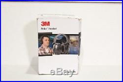 Peltor Tactical Pro Electronic Headset, Foldable Headband, Black (MT15H7F SV)