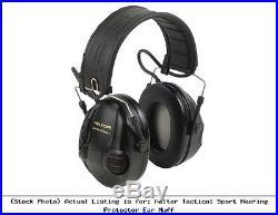 Peltor Tactical Sport Hearing Protector Ear Muff Ear Muffs 97451-00000