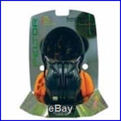 Peltor Tactical Sport Hearing Protector Foam covers Black/Orange Finish 97451