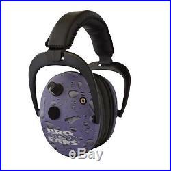 Pro Ears GSP300PUR Predator Gold Ear Muffs 26 dBs Purple Rain