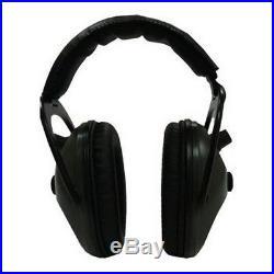 Pro Ears GSPT300LBLACK Pro Tac Plus Gold Noise Reduction Rating 26dB, Lithium