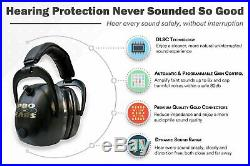 Pro Ears Gold II 30 PEG2RMB Electronic Hearing Protection & Amplification