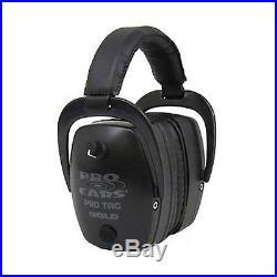 Pro Ears Hearing Protection GSPTMLBLACK Pro Tac Mag Gold