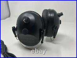 Pro Ears PRO TAC PLUS GOLD BEHIND THE HEAD Electronic Earmuff NRR 26, Black