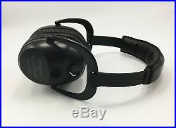 Pro Ears PT300B Pro Tac 300 Electronic Hearing Earmuff, NRR 26dB, Black