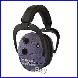 Pro-Ears Predator Gold Electronic Earmuff NRR-26 Purple Rain GSP300PUR