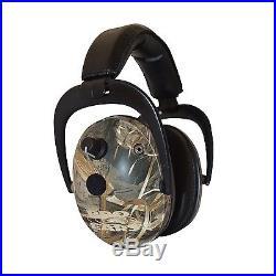 Pro-Ears Predator Gold Electronic Earmuffs NRR-26 Max 5 Camo GSP300M5