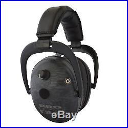 Pro-Ears Predator Gold Electronic Earmuffs NRR-26- Typhon GSP300TY