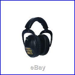 Pro Ears Predator Gold NRR 26 Black, GS-P300-B