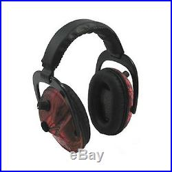 Pro Ears Predator Gold Noise Reduction Rating 26dB, Pink Camo GSP300PC