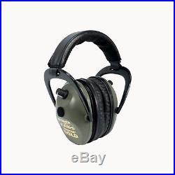 Pro Ears Predator Gold Series Ear Muffs Green GS-P300-G