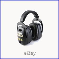 Pro Ears Pro Mag Gold Series Ear Muffs Black GS-DPM-B