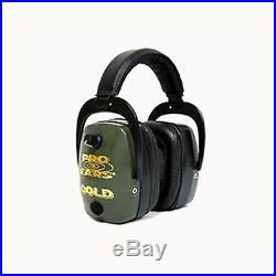 Pro Ears Pro Mag Gold Series Ear Muffs Green GS-DPM-G GS-DPM-G
