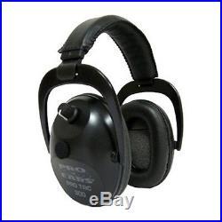 Pro Ears Pro Tac Plus Gold Noise Reduction Rating 26dB Black GSPT300BLACK