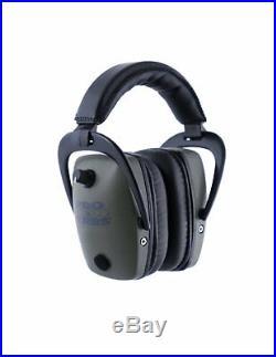Pro Ears Pro Tac SC Ear Muffs Green GS-PTS-L-G