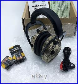 Pro Ears Stalker Gold Electronic Noise Reduction Rating 25dB Highlander GSDSTLHI