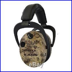 Pro Ears Stalker Gold Hear Protection Headset Highlander