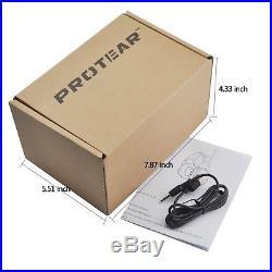 Protear Electronic Earmuff Defender with Bluetooth & Radio AM/FM Headphone Di