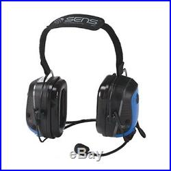 SM1XESRU0005 Spanish Version Electronic Ear Muff, 23dB