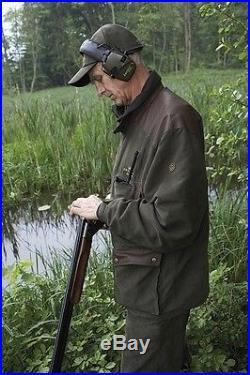 Shooting Ear Protection Electronic Earmuff Hearing Range Muff Earmuffs Mowing