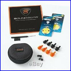 SoundGear Instant Fit Recreational Electronic Hearing Protection (Pair)