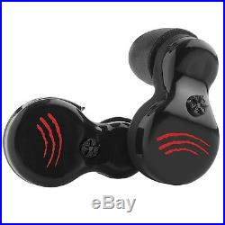 Sport Ear Ghost Stryke Digital Ear Plugs-NRR 30dB-Black Ghost Stryke