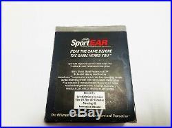SportEAR Custom 412 Molded Hunting Hearing Aid (NRR 24)