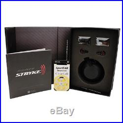 SportEar Ghost Stryke-1 Electronic Hearing Protection Black