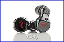 Sportear Ghoststryke Electronic Ear Plugs Hearing Protection NRR 30dB Black 85dB