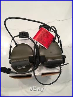 Tactical electronic hearing protection communications device