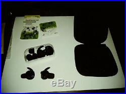 WALKERS GWP-SLCR SILENCER ELECTRONIC EAR BUDS 25db. Withextra batteries
