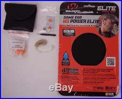 WALKERS Gamer Ear HD POwER ELITE Digital Sound Processor 29dB 4 Program Settings