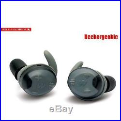 Walker'S Game Ear Silencer Earbuds Rechargeable