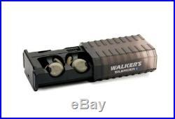 Walker's Game Ear Bluetooth Digital Protection & Enhancement Silencer Hunting