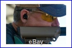 Walker's Razor Silencer Earbud (Pair) 1 Pack