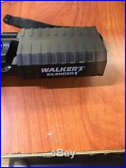 Walker's SILENCER Electronic NRR 23dB In-Ear Ear Buds GWP-SLCR-BT