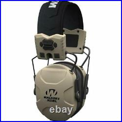 Walker's Safety GWP-XSEM XCEL Electronic Hearing Protection Earmuffs