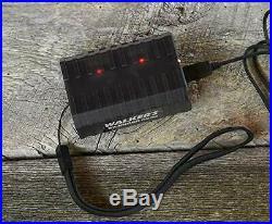 Walker's Silencer Digital Earbuds Rechargeable, NRR23dB, Sound Supression, So